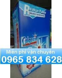 Bột rửa chén bát hiệu Calgonit Finish – Sản phẩm chuyên dùng cho máy rửa chén bát
