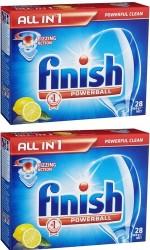 viên rửa bát finish 28 viên loại nhỏ chuyên dùng cho máy rửa bát đức