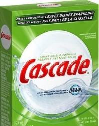 bột rửa bát cascade nhập khẩu đức