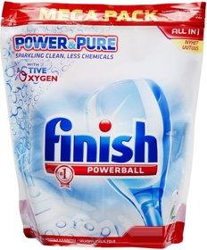 viên rửa bát finish nhập khẩu chính hãng loại nhỏ 24 tabs