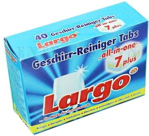 viên rửa bát largo nhập khẩu đức made in germany