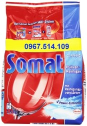 bột rửa bát somat 3kg made in Germany