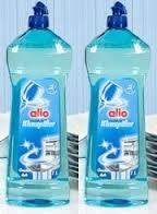 Nước làm bóng alio hoàn chỉnh quy trình rửa chén đĩa sạch bong