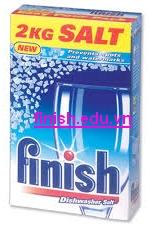 muối rửa bát finish loại tốt nhất