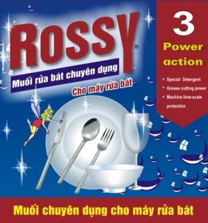 muối rửa chén rossy chuyên dùng cho máy rửa chén