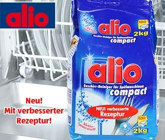 Bột rửa chén Alio bạn đồng hành trong gian bếp của bạn