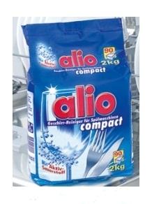 Bột rửa chén chuyên dụng alio an tâm chất lượng, an toàn sức khỏe