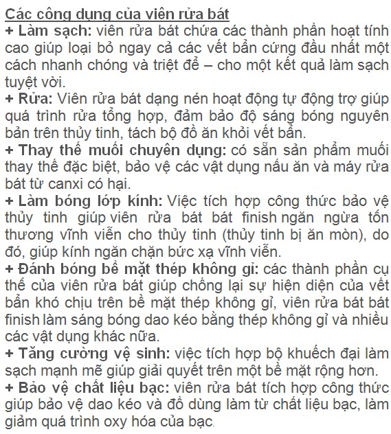 viên rửa bát ludwik all in one
